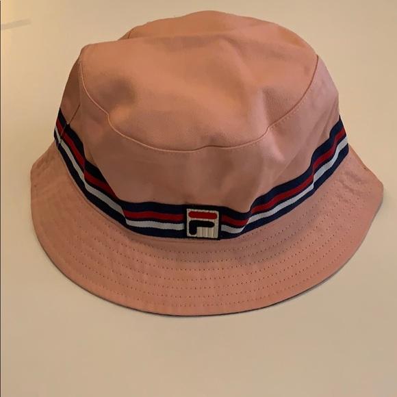 738f6a481f1 Fila Accessories - FILA Reversible bucket hat NWT